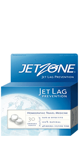 JetZone Jet Lag Prevention Jet Lag Supplement Review